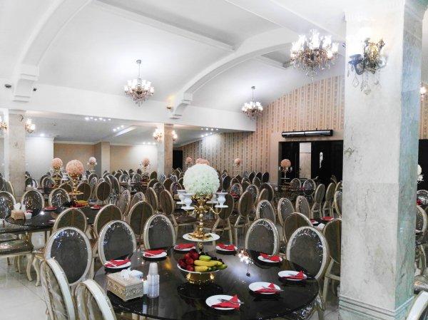 تالار پذيرايي و رستوران شماره يك