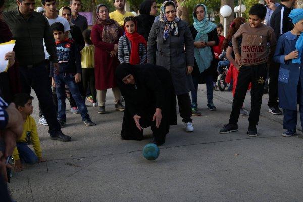 گزارش تصویری گلگشت تفریحی ورزشی خانواده بزرگ ارتباطات به مناسبت هفته تربیت بدنی