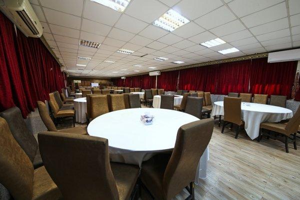 رستوران شماره 2 باشگاه پیام
