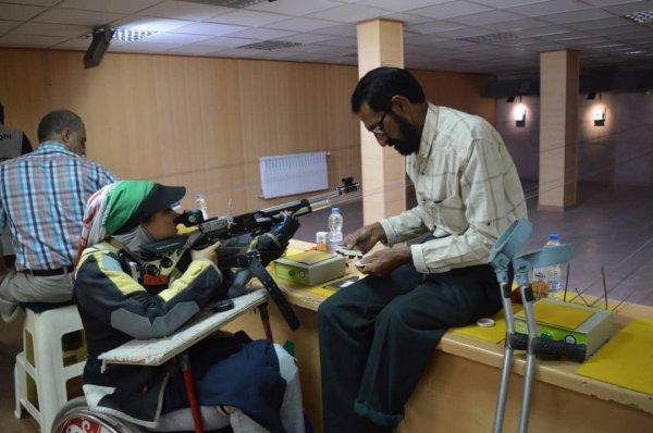 برگزاری مسابقات تیراندازی استان تهران، ویژه جانبازان و معلولین در موسسه پیام