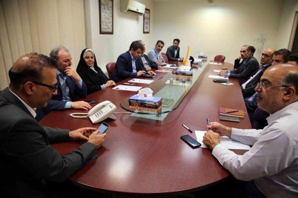 گزارش تصویری نشست شورای هماهنگی روابط عمومی ها