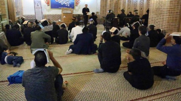 گزارش تصویری مراسم احیای شب های قدر ماه مبارک رمضان