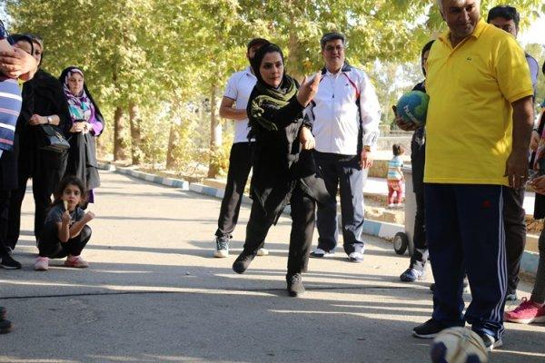 گزارش تصویری  گلگشت تفریحی ورزشی به مناسبت هفته تربیت بدنی