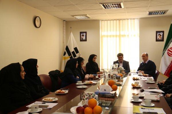 برگزاری جلسه هم اندیشی مسئولان ورزش بانوان