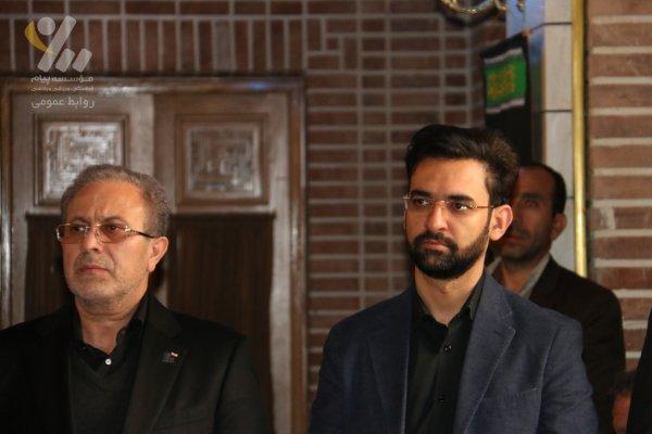 گزارش تصویری مراسم بزرگداشت سردار والامقام شهید حاج قاسم سلیمانی و همراهان شهیدش