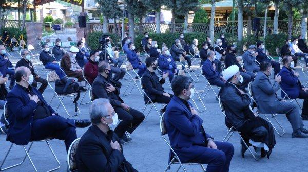 گزارش تصویری گردهمایی عاشوراییان وزارت ارتباطات