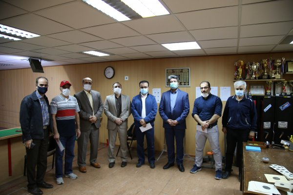 گزارش تصویری رقابتهای ورزشی گرامیداشت هفته تربیت بدنی وزارت ارتباطات وفناوری اطلاعات