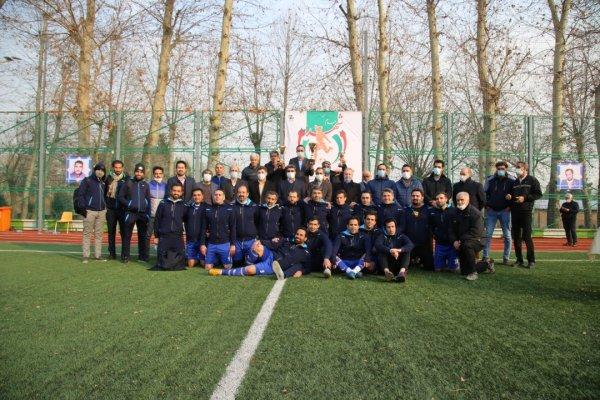 گزارش تصویری مسابقات فوتبال جام شهدا
