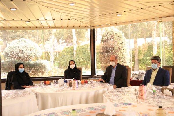نشست هم اندیشی مسئولین ورزش وزارت ارتباطات ، سازمان ها و شرکت های تابعه