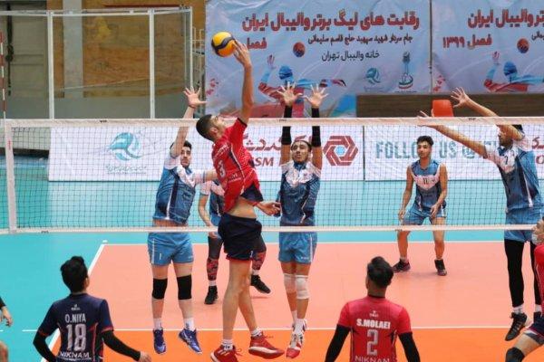 والیبالیست های باشگاه پیام به اردوی تیم ملی نوجوانان و جوانان راه یافتند